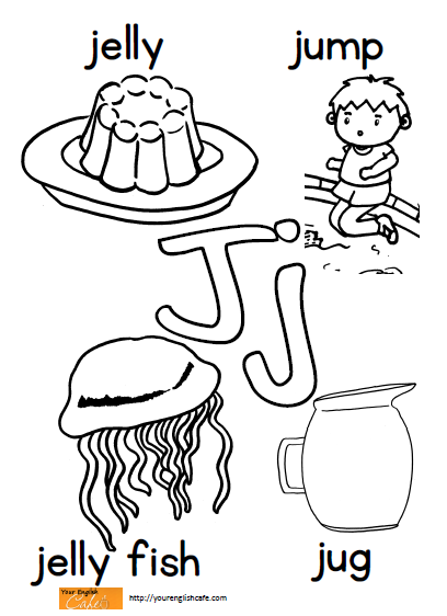 j coloring pages for preschoolers - photo #19
